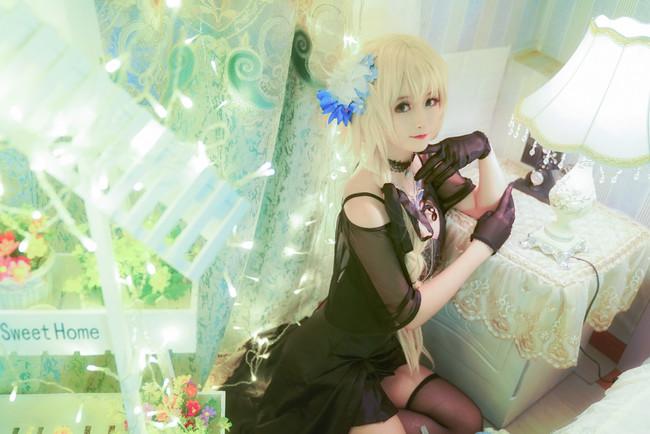 Fate/Grand Order,贞德cos,yui金鱼