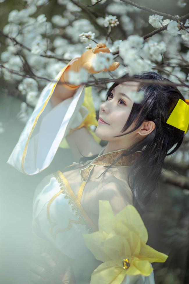 古剑奇谭一,风晴雪cos,葵花花花儿