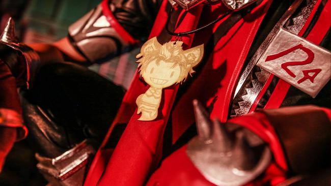 王者荣耀,百里守约,cosplay,