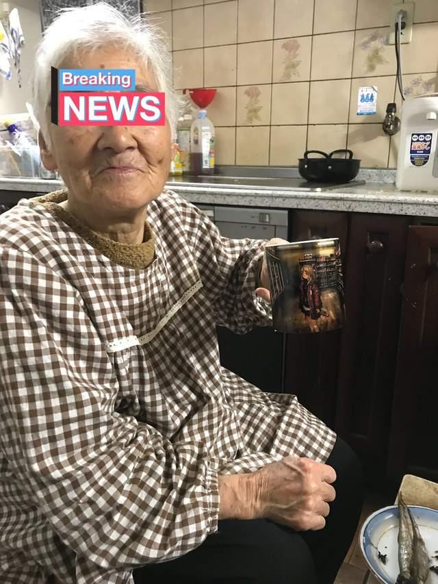 奶奶很喜欢《绘师自制的美少女马克杯》干脆就送给奶奶泡茶吧…… - 图片11