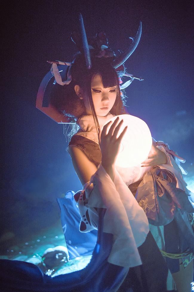 阴阳师,阎魔cosplay,cosplay图片