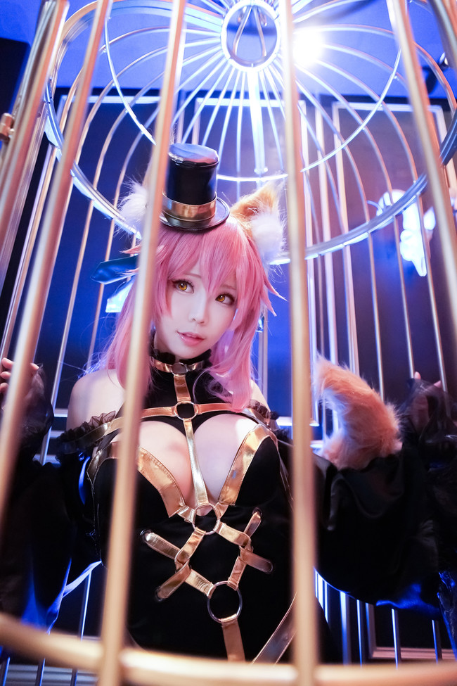 Fate/Extra ccc,玉藻前,ElyEE子