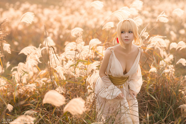 尼禄,fg,cosplay图片