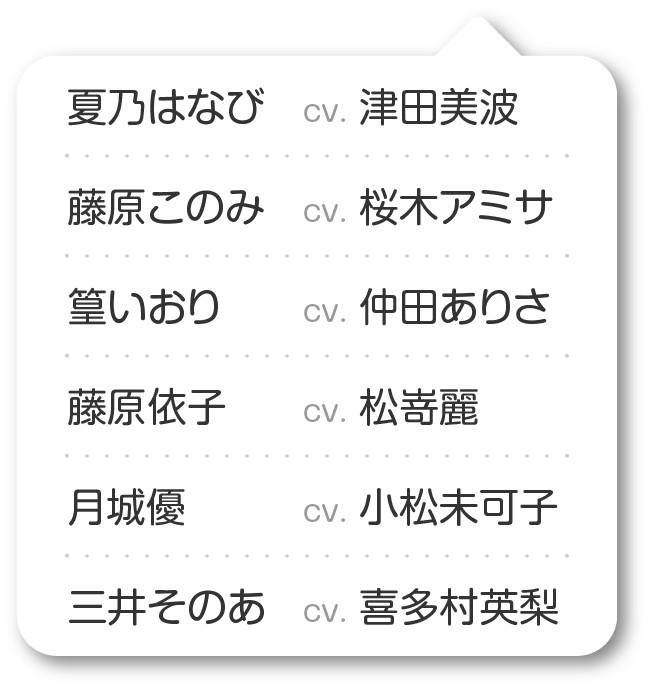 立花馆恋爱三角铃,Comic百合姬,夏乃花火