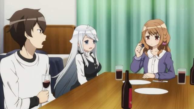 如果有妹妹介绍《樱桃发泡酒销量大增》但是这部动画不方便大肆宣传啊…… - 图片4