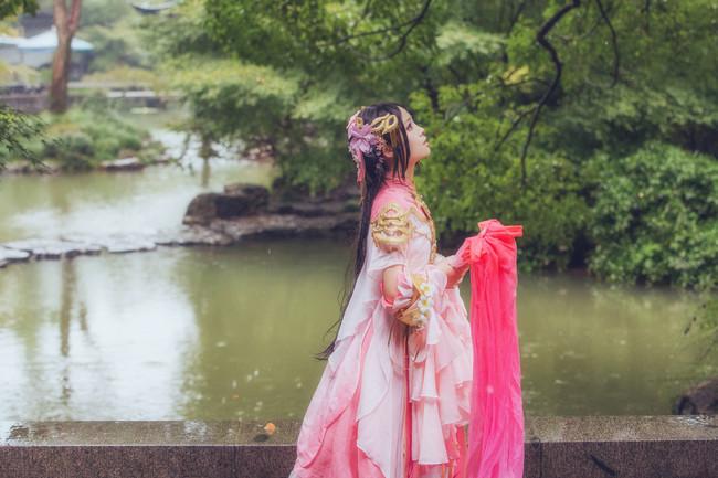 剑侠情缘网络版叁,七秀,cosplay图片