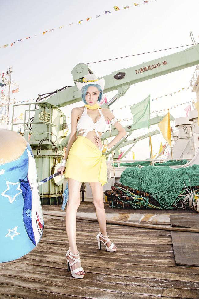 新闻资讯_钟无艳 海滩丽影 cosplay图片_动漫新闻_动漫论坛_动漫美图_幻之 ...