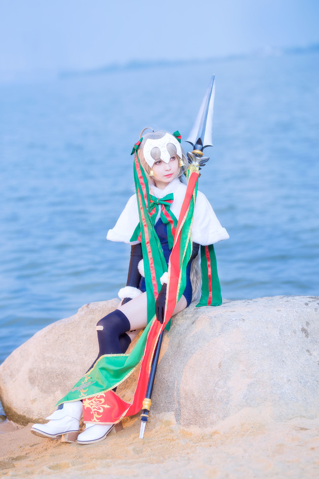 Fate go,圣女贞德,cosplay
