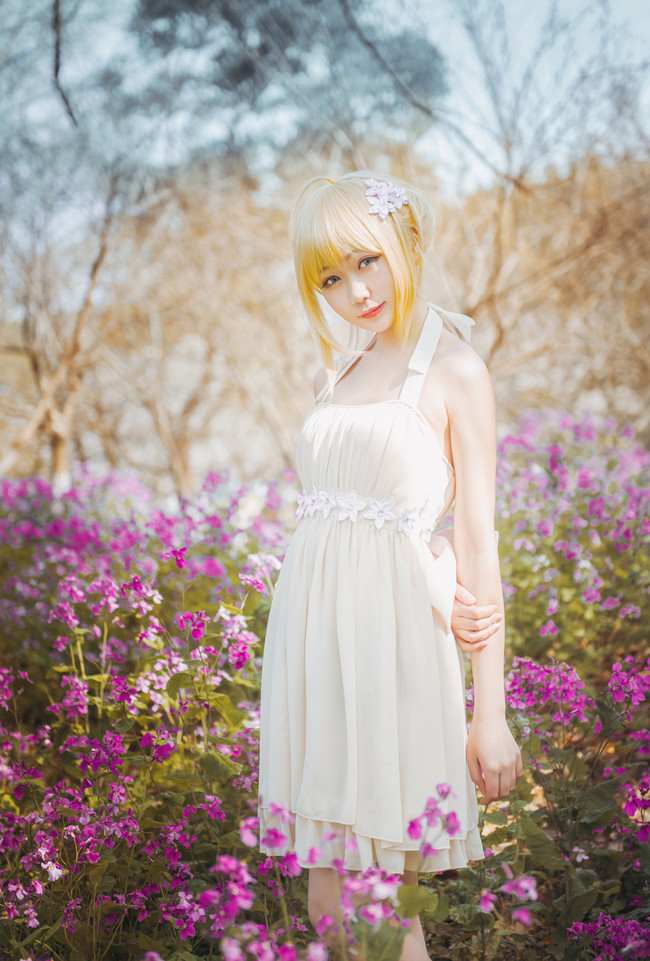 Fate/Stay Night,阿尔托利亚·潘德拉贡,樱-Sakura