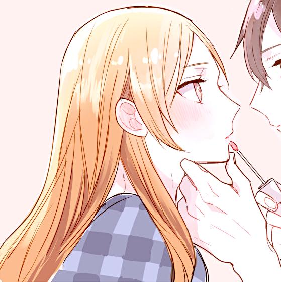 情侣头像一男一女,情侣头像一对两张,动漫情侣头像