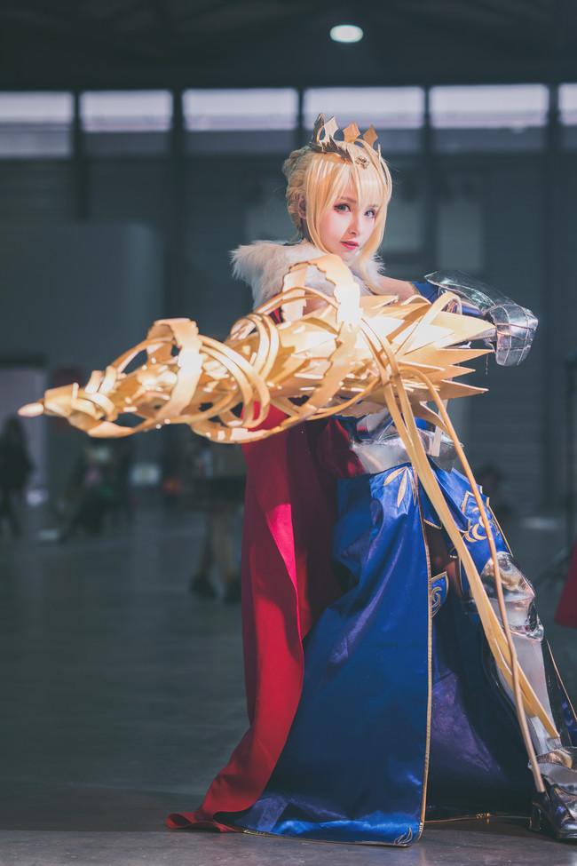 Fate/Grand Order,阿尔托莉亚,污安-绾