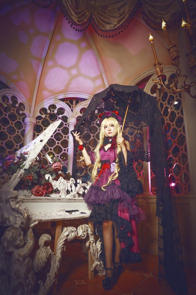东方project,八云紫,cosplay