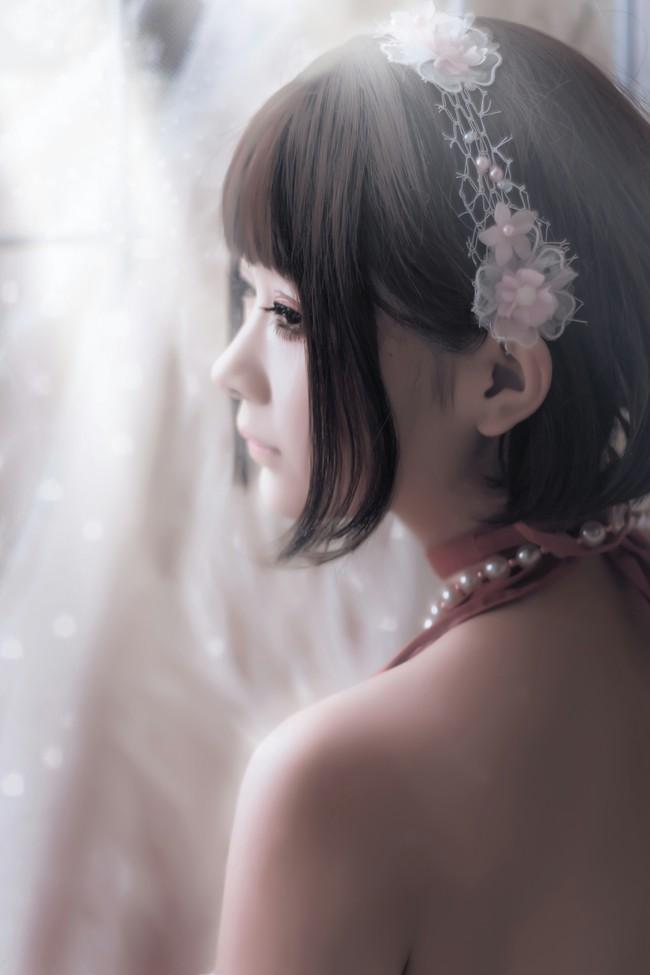 路人女主的养成方法,加藤惠,内衣写真