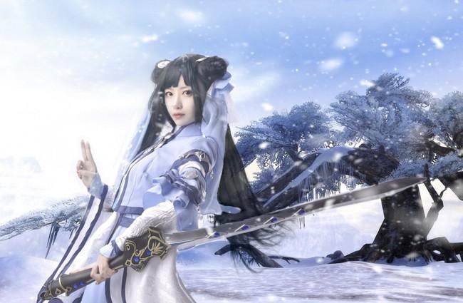 cosplay,纯阳萝莉,剑网三