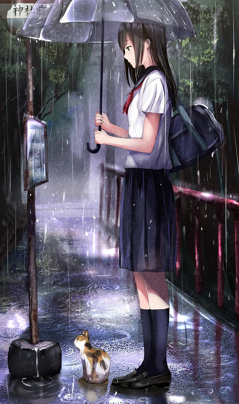 id=58985322,动漫下雨图片,动漫女生图片,福利本子图