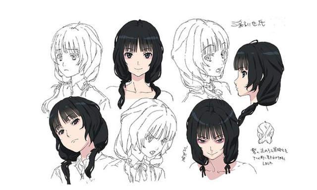 最近有些日本网友讨论起这个发型到底算不算一般所谓的双马尾(),虽然都有两撮头髮然而风格与散发出的气息却截然不同,那么到底该怎么称唿才好呢?下面这位网友的意见获得许多人赞赏……