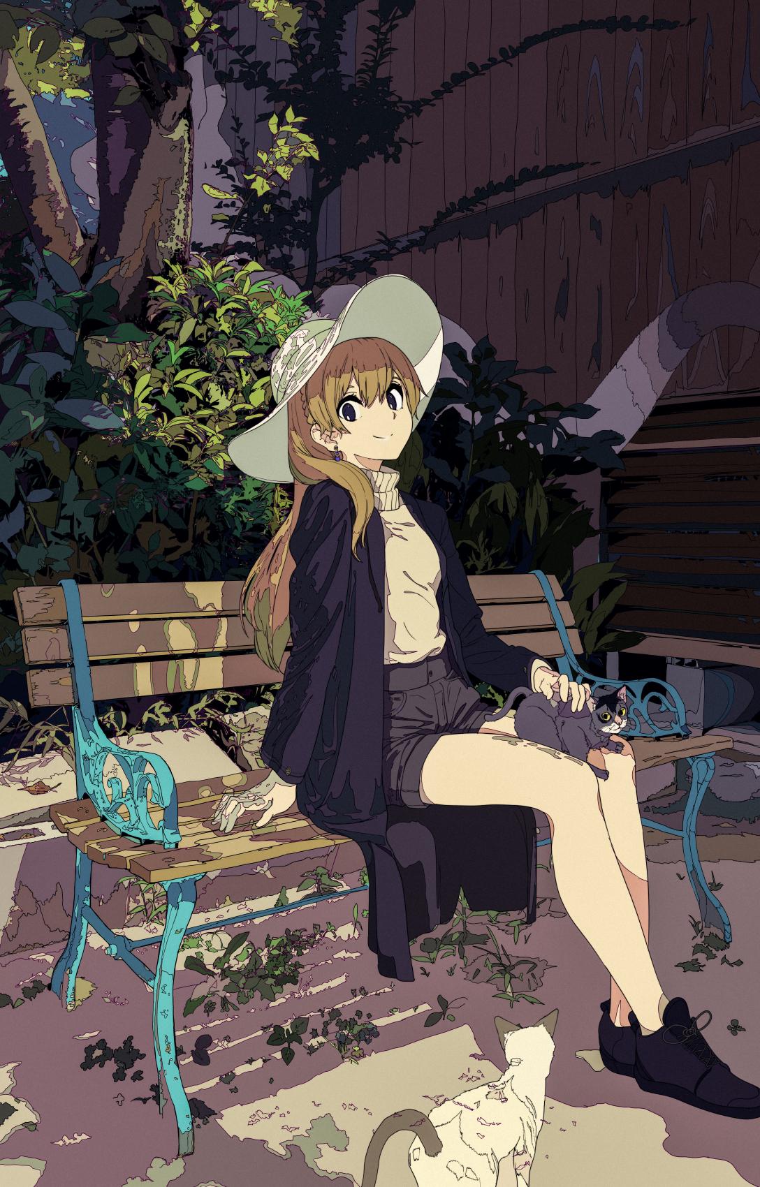 id=59274989,动漫女生图片,戴帽子女生图片,动漫手机壁纸