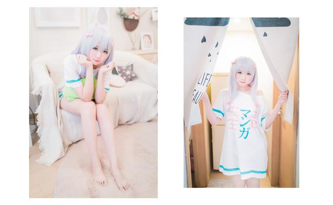 埃罗芒阿老师,和泉纱雾,cosplay