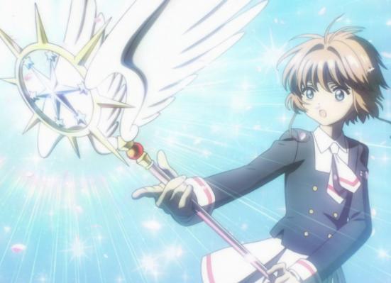 《魔法少女樱 透明卡牌篇》王道魔法少女回归