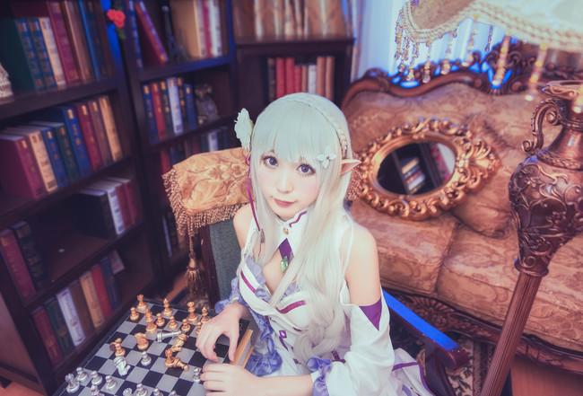 Re:从零开始,艾米莉娅,cosplay