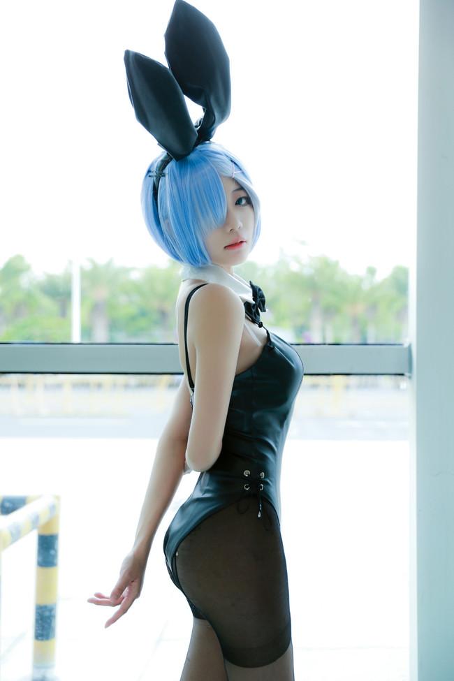 Re:从零开始的异世界生活,雷姆兔女郎,繁花下栗