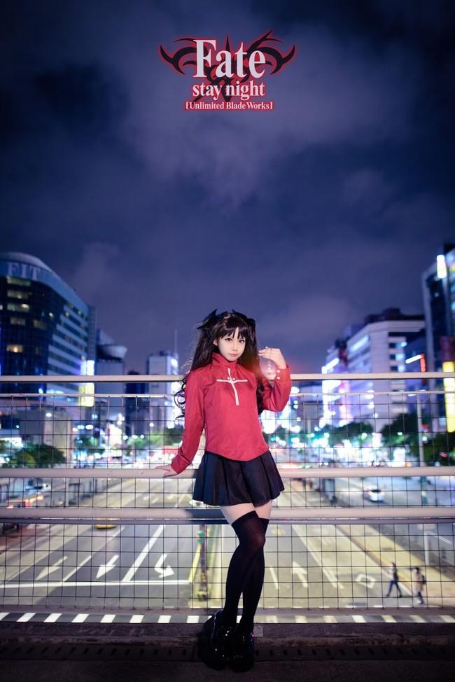 Fate/Stay Night,遠坂凜,沖田凜花Rinka_