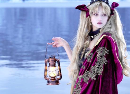 《Fate/Grand Order》冥界女神埃列什基伽勒