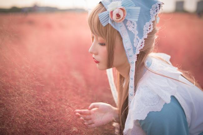 Lolita,那一季的花田,cosplay