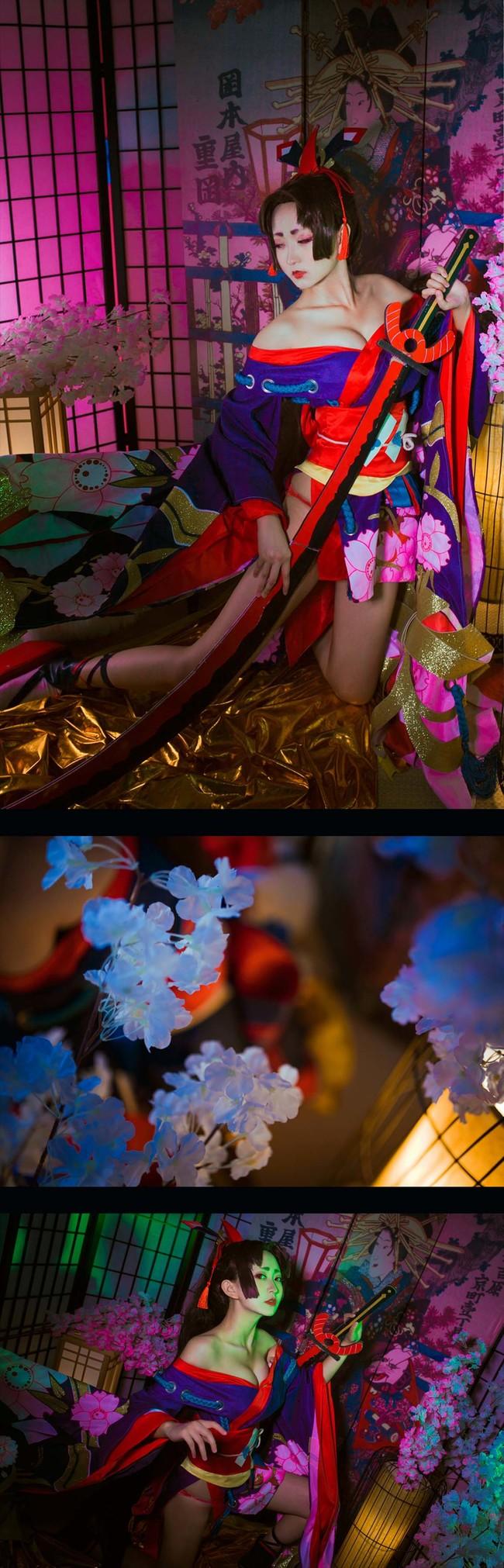 阴阳师,妖刀姬,您算哪根葱