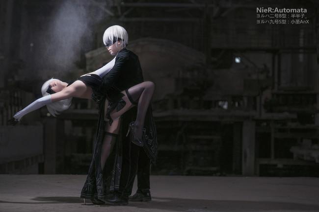 尼尔,2B,cosplay