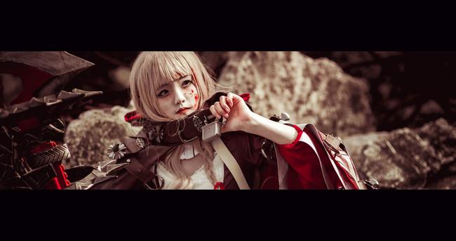 死亡爱丽丝,小紅帽,黑童話,cosplay