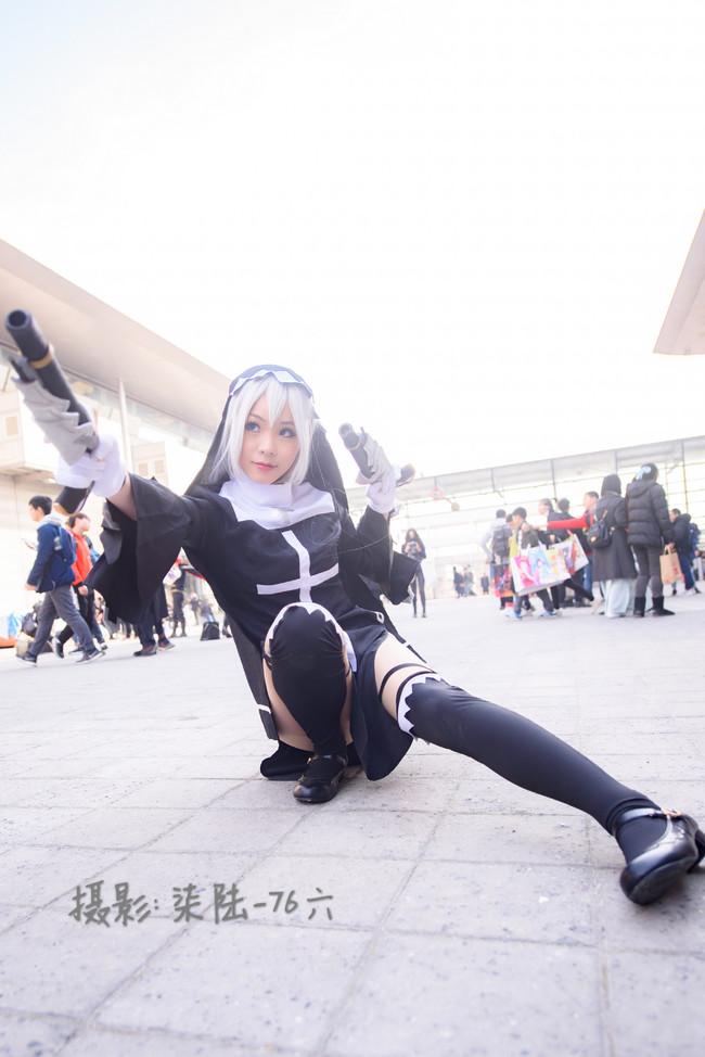 cosplay,初音未来,崩坏学园,VOCALOID