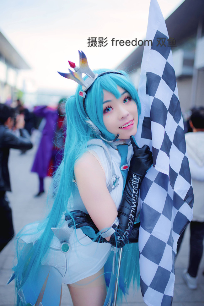 cosplay,初音未来,崩坏学园,VOCALOID