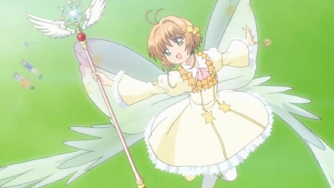 魔卡少女樱 透明卡牌篇 魔卡少女樱 安野希世乃 铃木实里