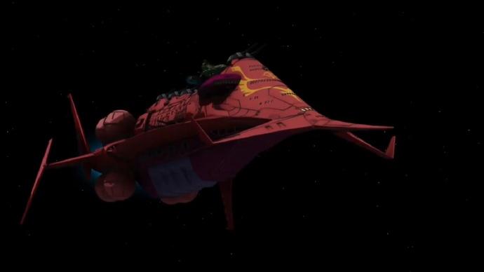 机动战士高达The Origin 高达起源 赤色彗星 山崎将义