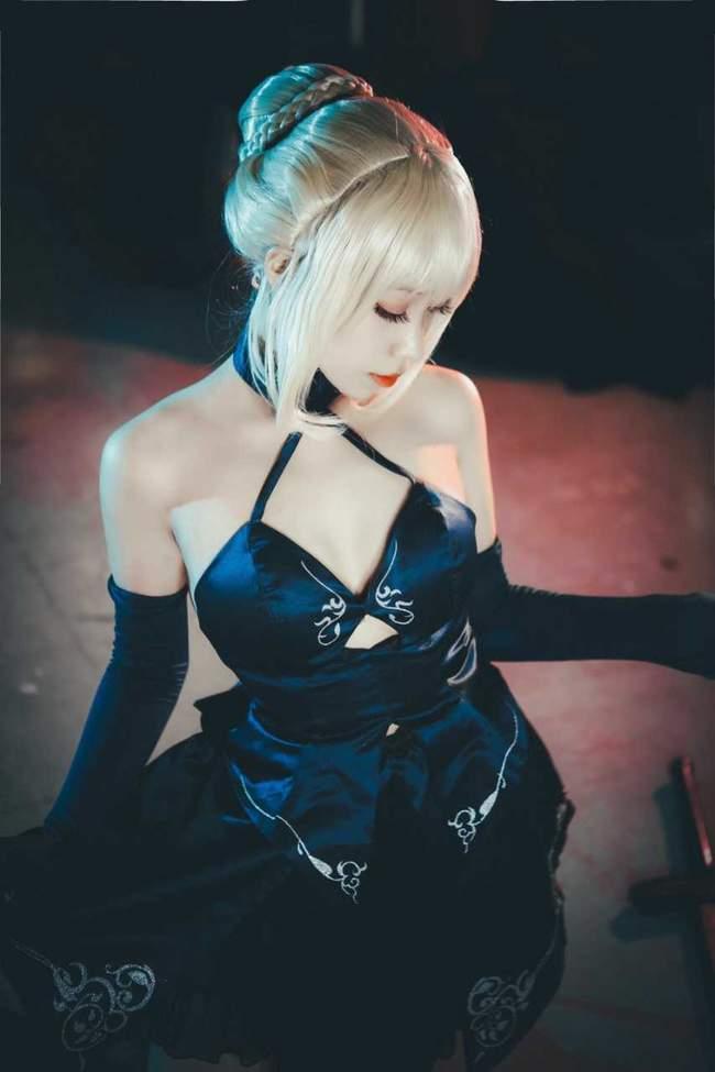 Fate/Grand Order,黑saber,_芦苇苇苇苇