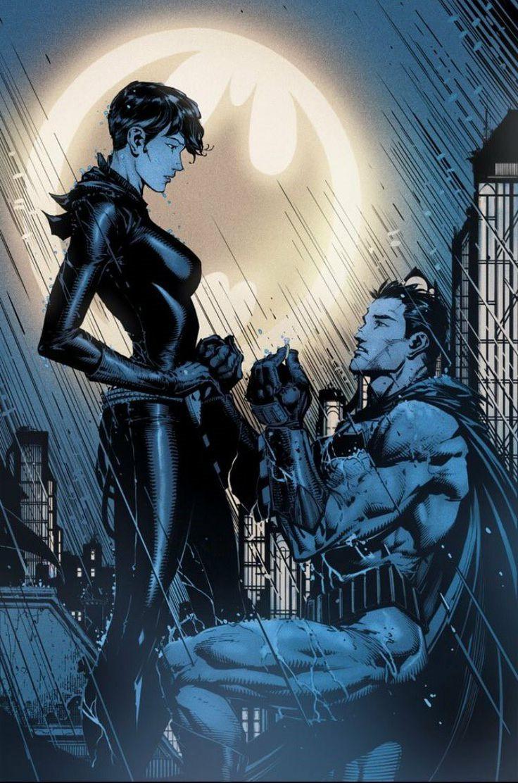 dc大新闻:蝙蝠侠与猫女结婚 小丑不高兴大闹婚礼图片