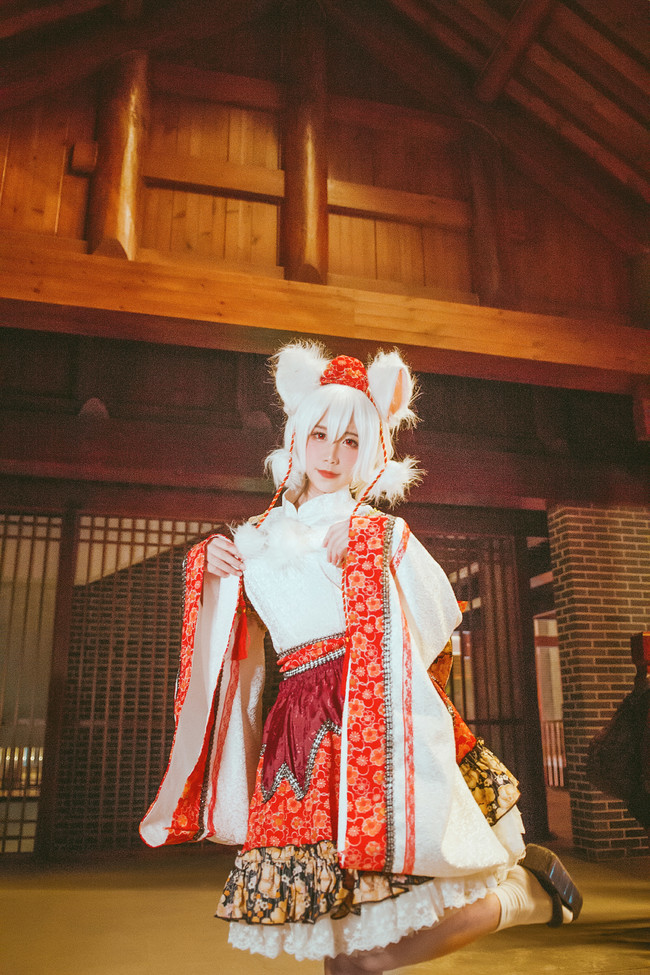东方,犬走椛,cosplay