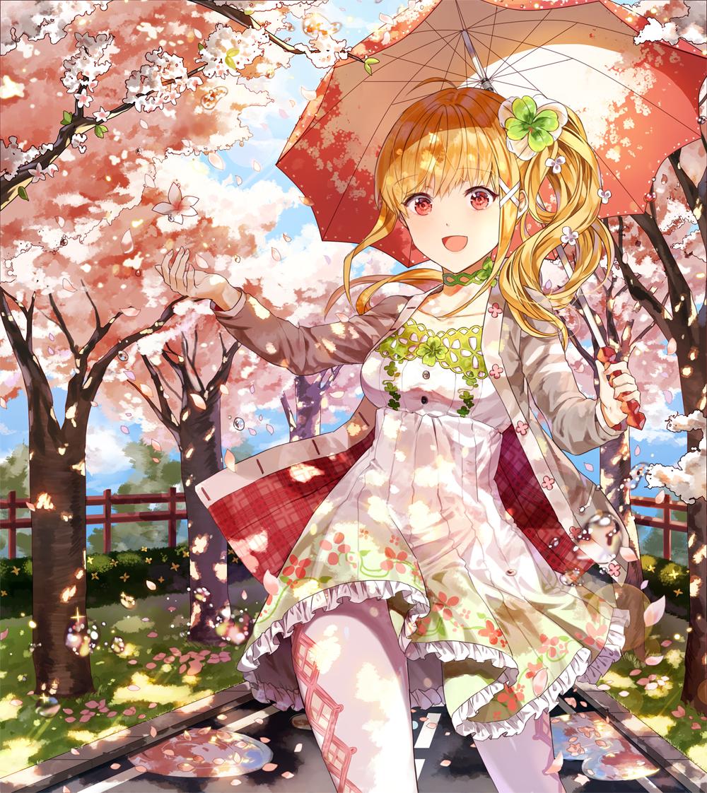 id=62622495,动漫樱花图片,樱花与少女图片,动漫女生图片