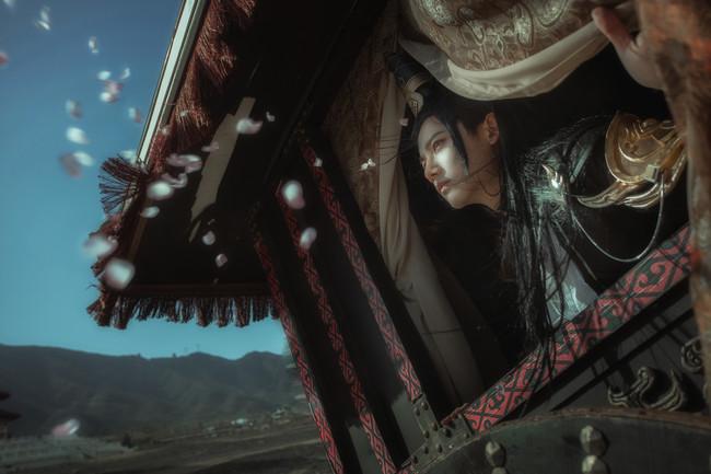 楚留香手游,cosplay图片,蔡居诚cos,cos图片