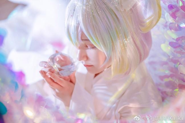 宝石之国cos,钻石cos,胡桃桃Kalika
