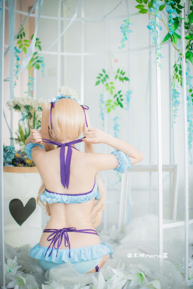 英梨梨内衣,路人女主,cosplay
