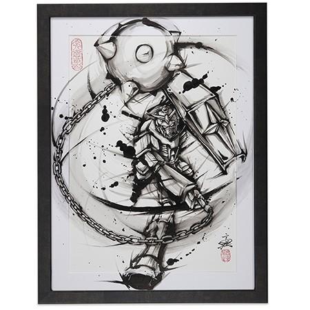 """羁绊动漫 二次元资讯          作为日本流传已久的一项古老技艺,""""武"""