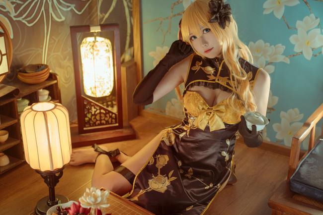 幻想金瓶梅,金莲,cosplay