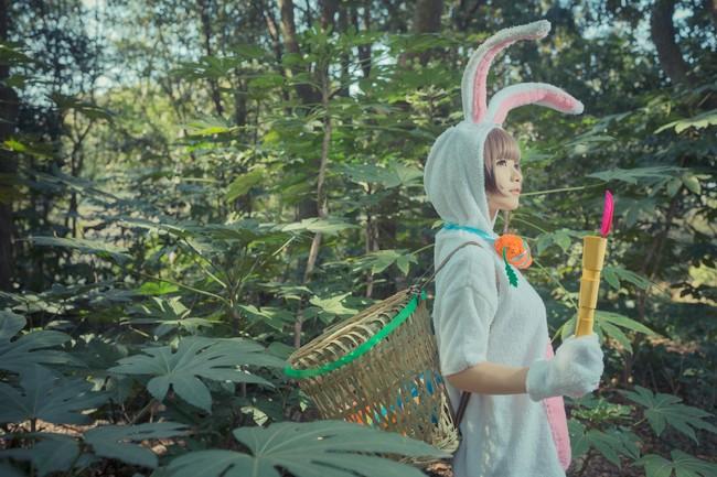 英雄联盟cos,提莫cos,兔买买