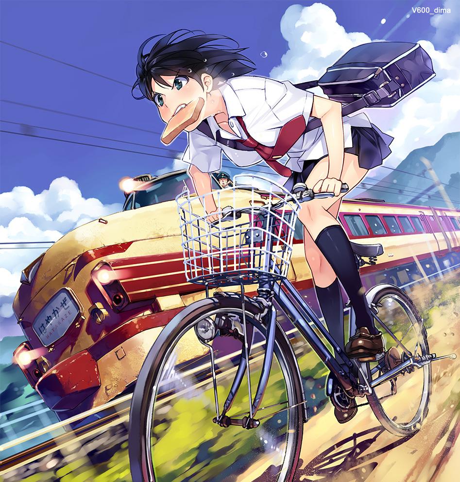 id=5599818,动漫自行车图片,动漫女生图片,动漫福利图片