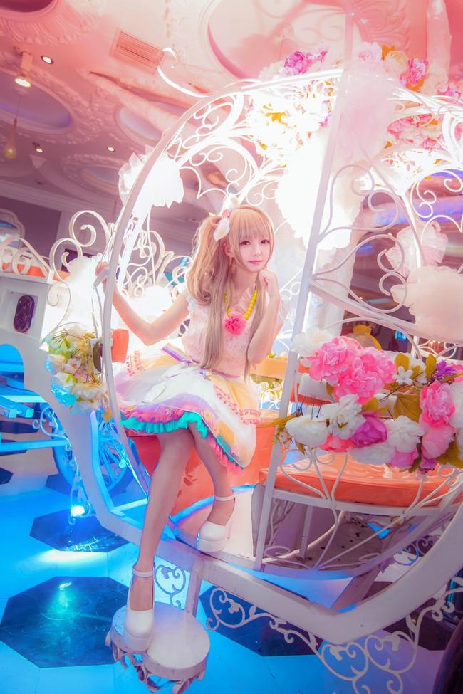 LoveLive!Sunshine!!,南小鸟cos,Cyee__心情丧到爆炸