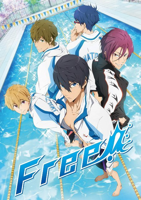 Free!-Dive to the Future-,Free!第三季