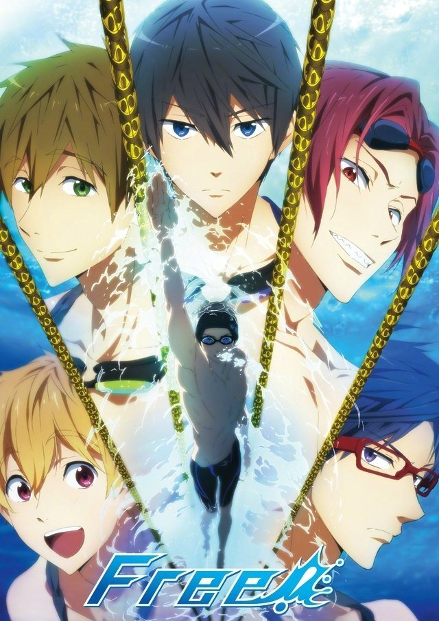 Free!第三季,Free!-Dive to the Future-