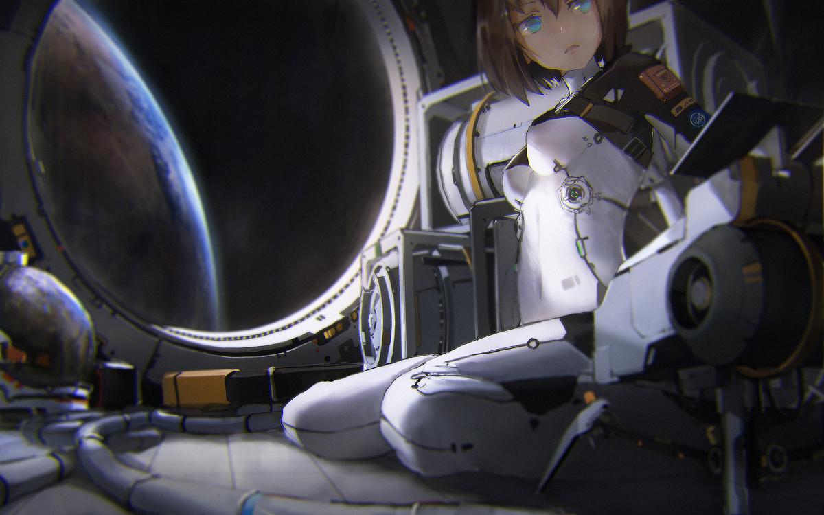 id=62622577,P站少女图片,动漫女生图片,太空少女